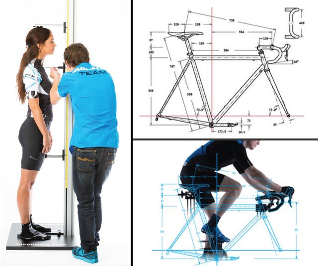 Bike Fitting Measuring Process Redchilli