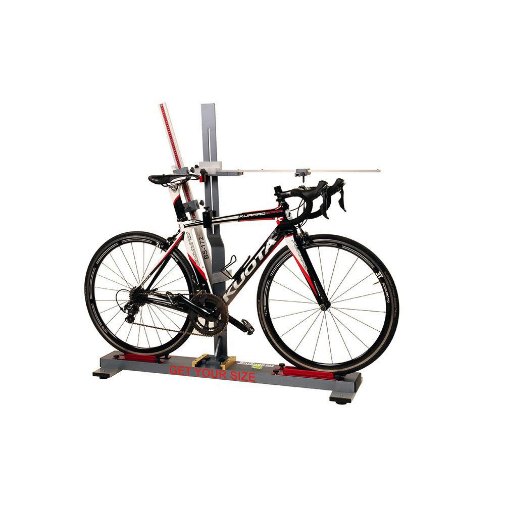 Redchilli Bike Fitting Bike Measurement