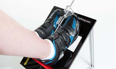 Redchilli Bike Fitting Shoe Cleat Adjustment