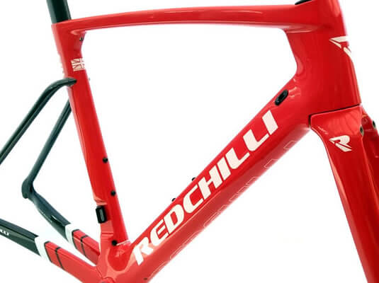 REDCHILLI FR1 Red Hot Frameset