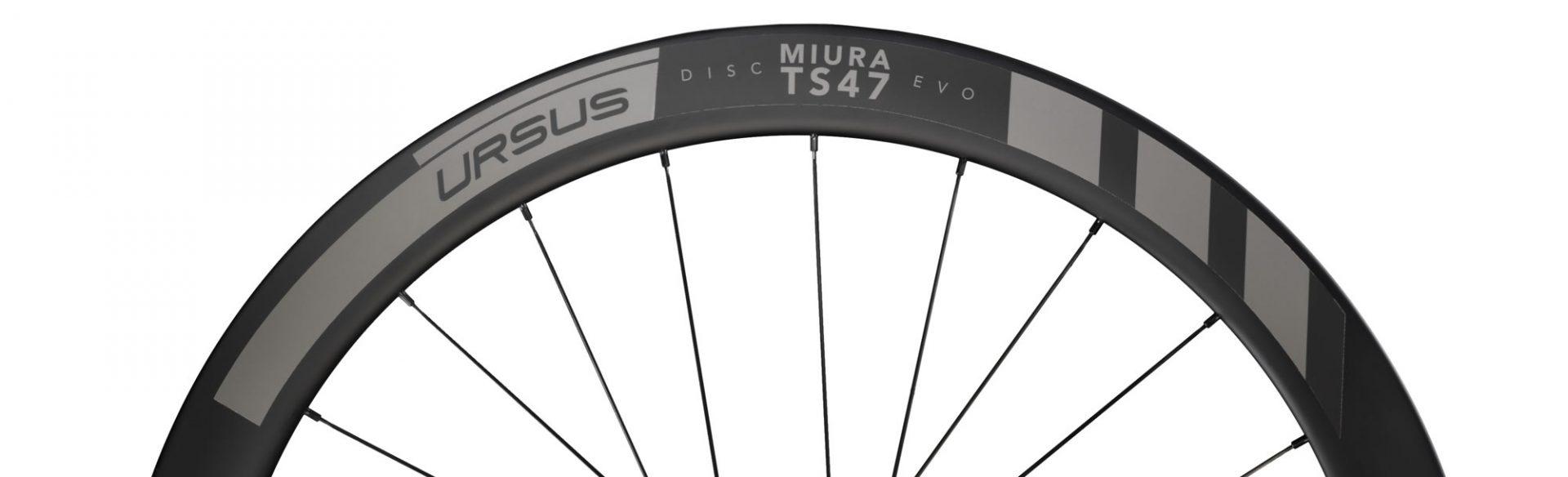 Miura TS47 EVO Disc
