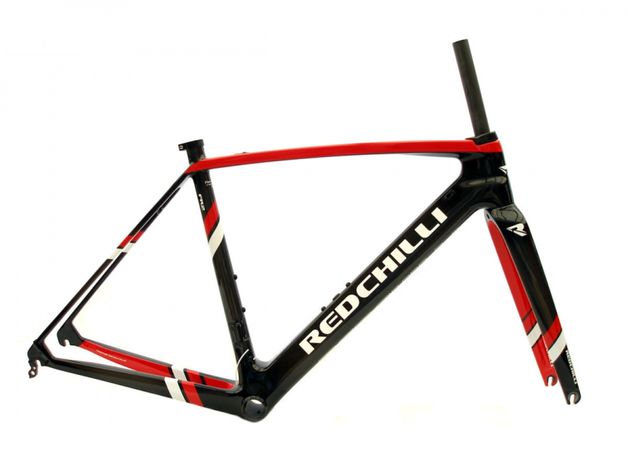 REDCHILLI FR2 Gloss Carbon Red LG a 3 4