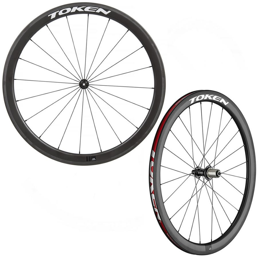 Token C45R Carbon Wheelset