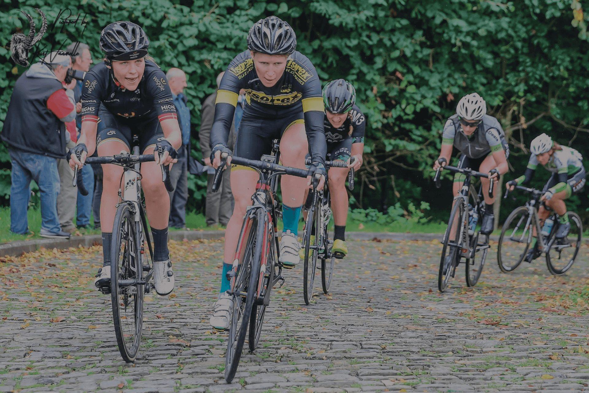 Genevieve Whitson Redchilli Bikes Brand Ambassador