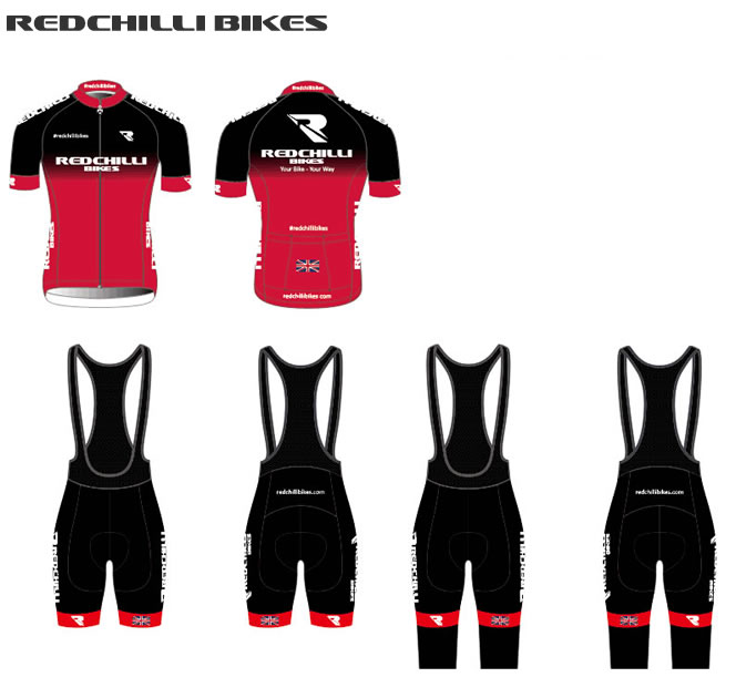 Redchilli Bikes Cycle Clothing