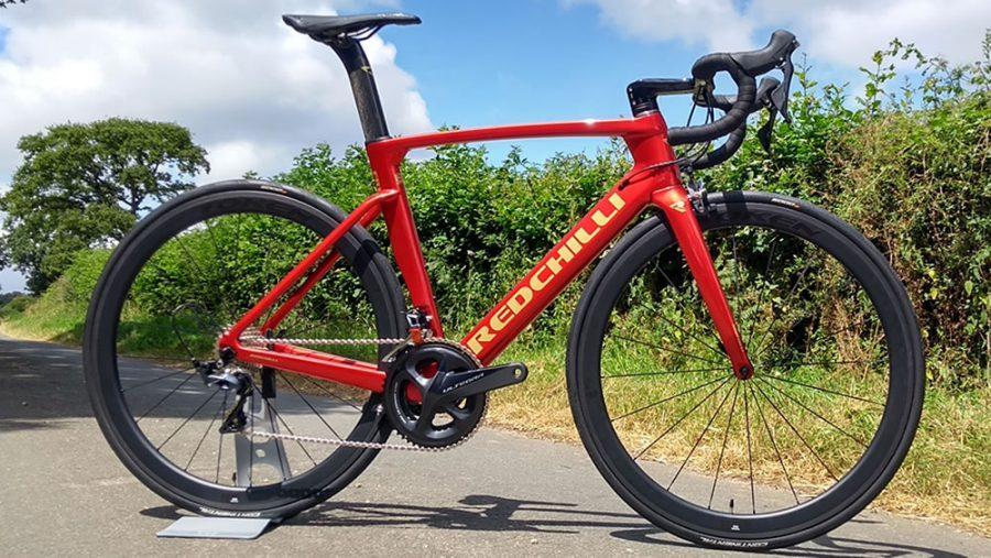 Redchilli FR1 Red Hot Ultegra R8000 Token C45R