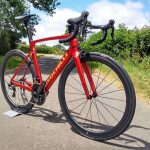 Redchilli FR1 Red Hot Ultegra R8000 Token C45R