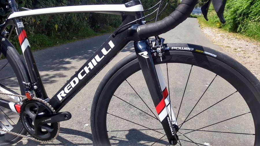 Redchilli FR2 White 105 R7000 Token C45R.e