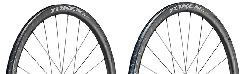 Token Ventous Prime Carbon Rims Disc