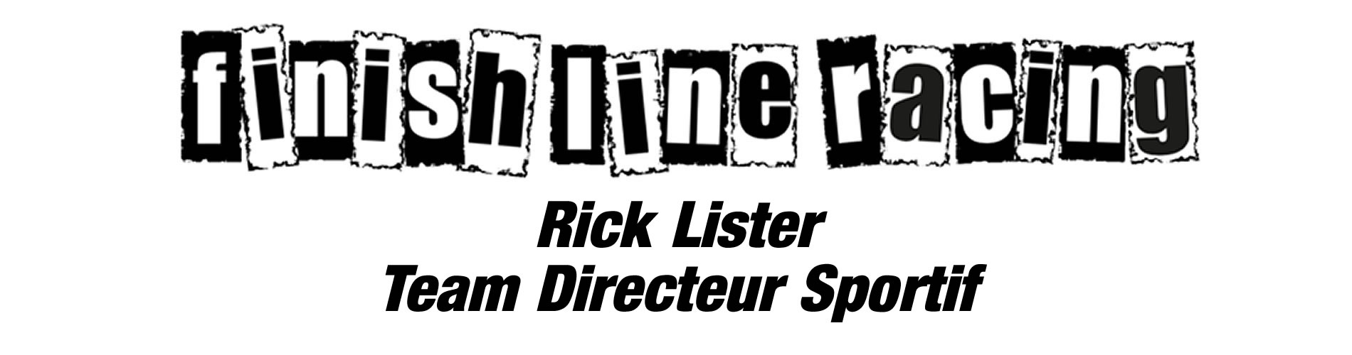 Rick Lister Finish Line Racing 5 Minute Q&A