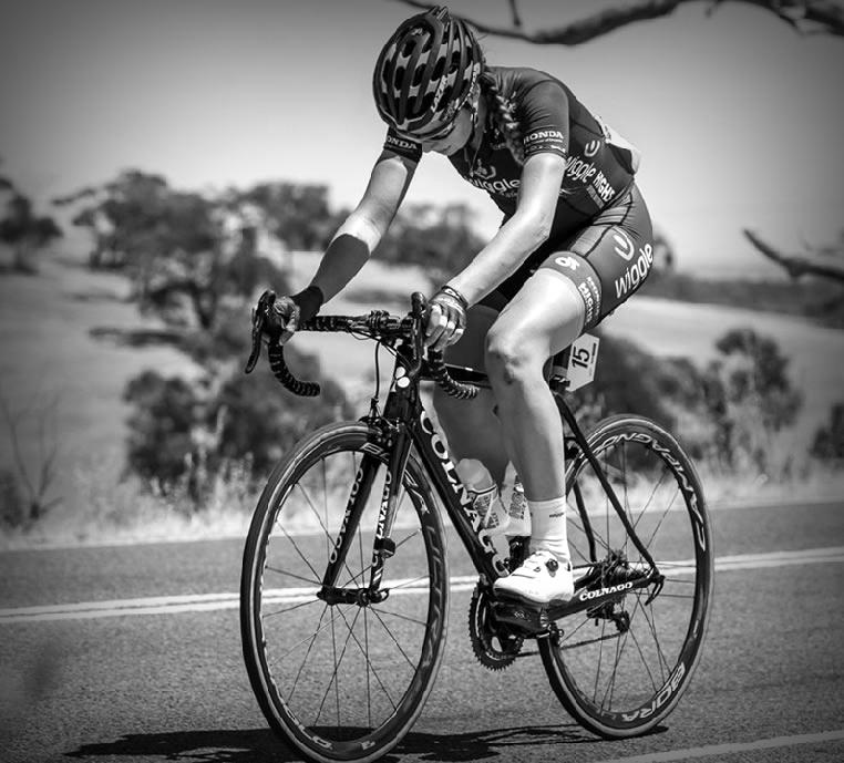 Amy Roberts - Redchilli Bikes Brand Ambassador