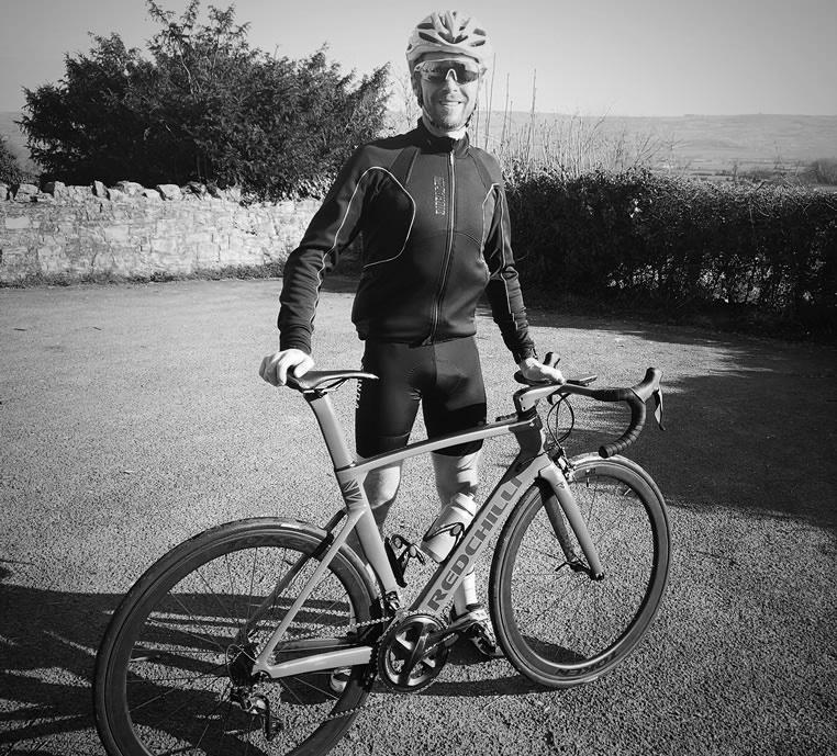 Jules Richards - Redchilli Bikes