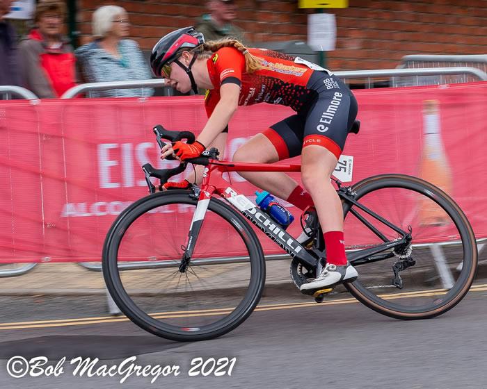 Corinne Side of Pro Noctis Redchilli Bikes Heidi Kjeldsen